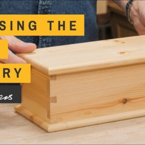 Choosing the Right Joinery | Paul Sellers