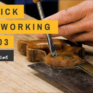 10 Quick Woodworking Tips (03) | Paul Sellers
