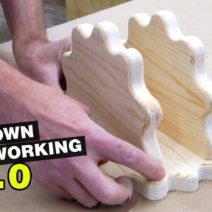 Making another viewer project.  And Christmas movies!   Lockdown Woodworking 2.0