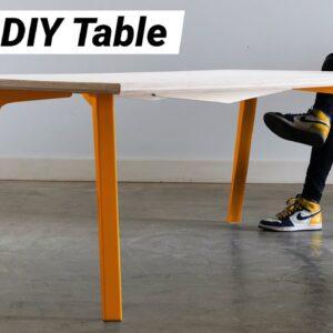 DIY Dining Table - Full Plans - Free!!!