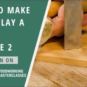 How to Make and Inlay a Star   Episode 2